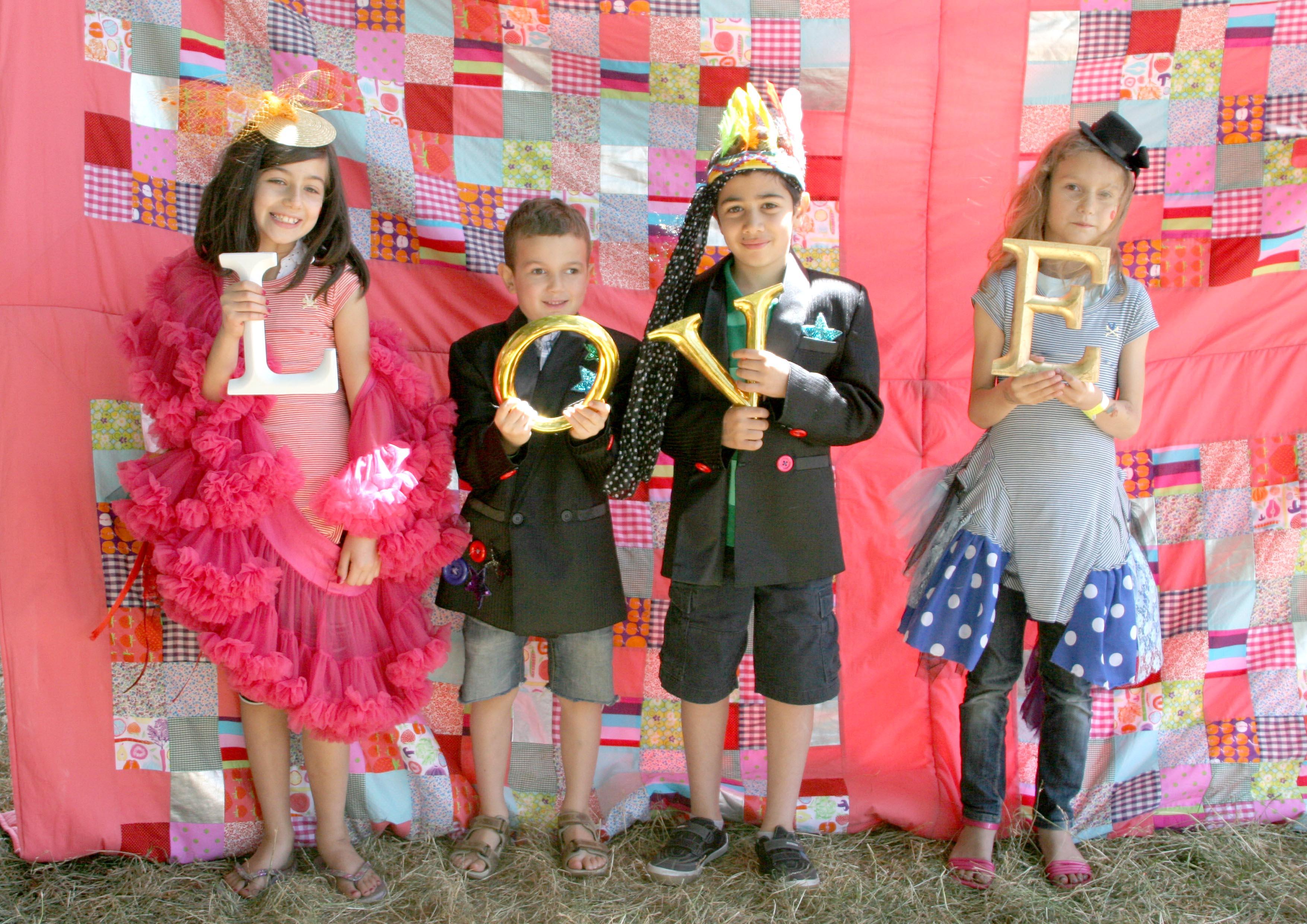 Lollibop Festival Kids Love Regents Park London
