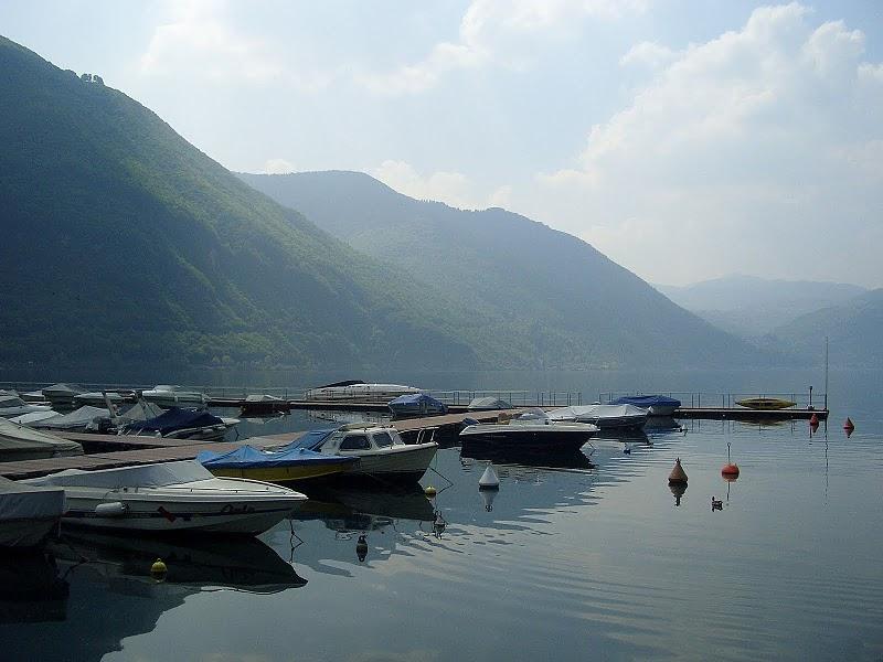 Family friendly Italian holidays, view of Lake Como