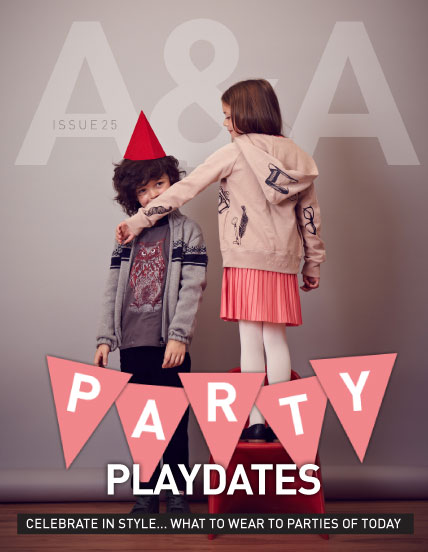 A&A Magazine Birthday Party Issue